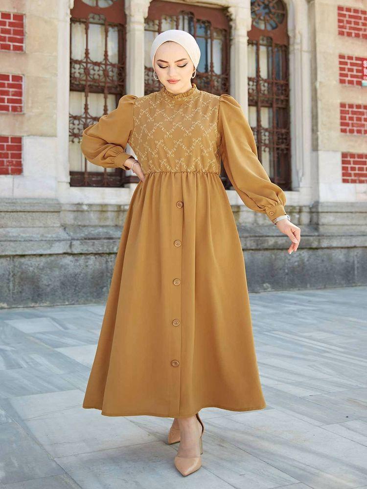 Ramadan Kaftan Dubai Abaya Turkey Muslim women headscarf dress Islamic Kaftan marocain dresses Vestidos Eid Mubarak Robe Femme