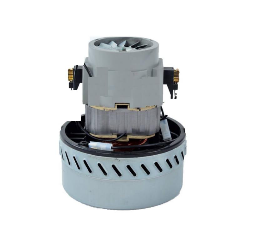 süpürge motoru çift fan