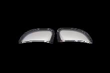 Fiat Grande Punto Chrome couvercle de miroir 2 pièces en acier inoxydable (2005-)