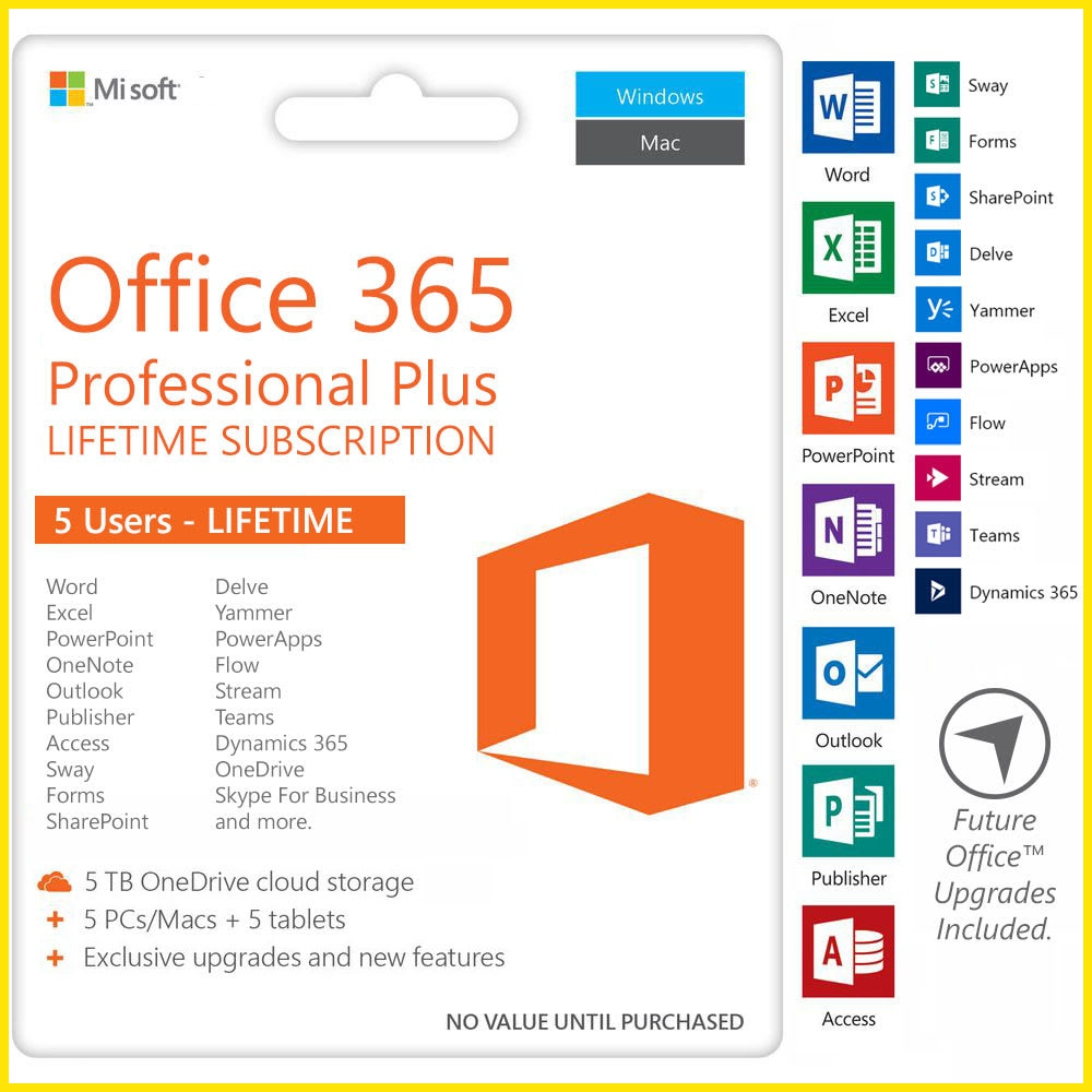 2021 Ms Office 365 Home & Business free forever for 5 PC, tablets & phones ✅ 100% original ✅100% trusted seller