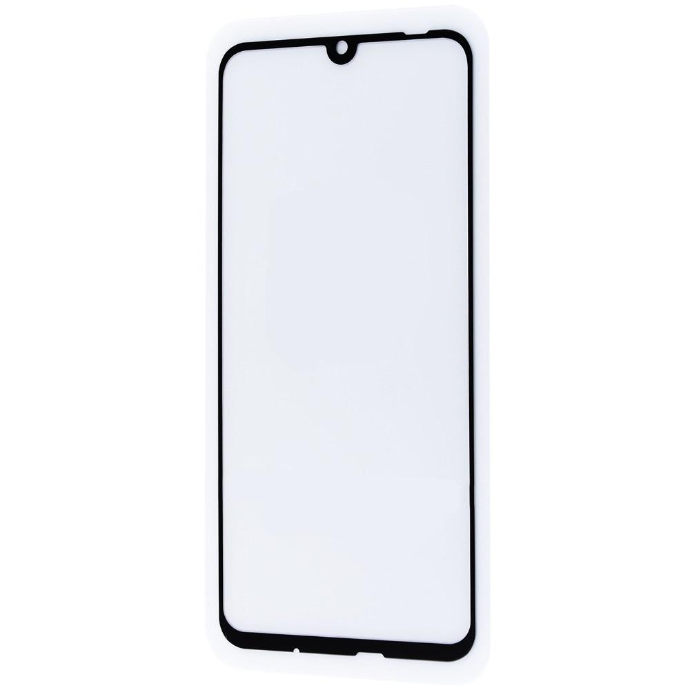 Cristal protector para Huawei P Smart (2019)/Honor 10 Lite con marco 9H pegamento total sin paquete