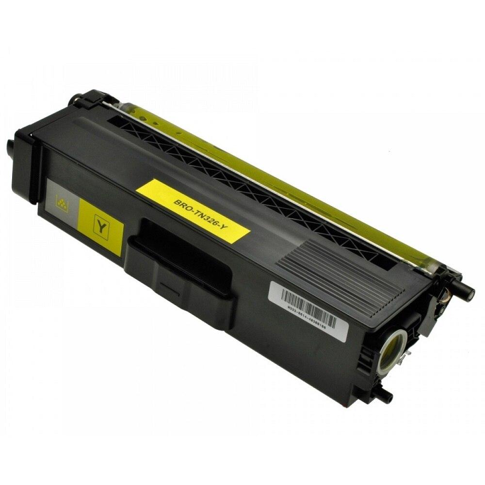 Картридж с тонером BROTHER MFC-L9970 CDWCompatible желтого цвета модель Brother TN-321/TN-326/TN-329