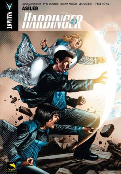 Harbinger 2. Skin-rebela Joshua Dysart tienda mágica