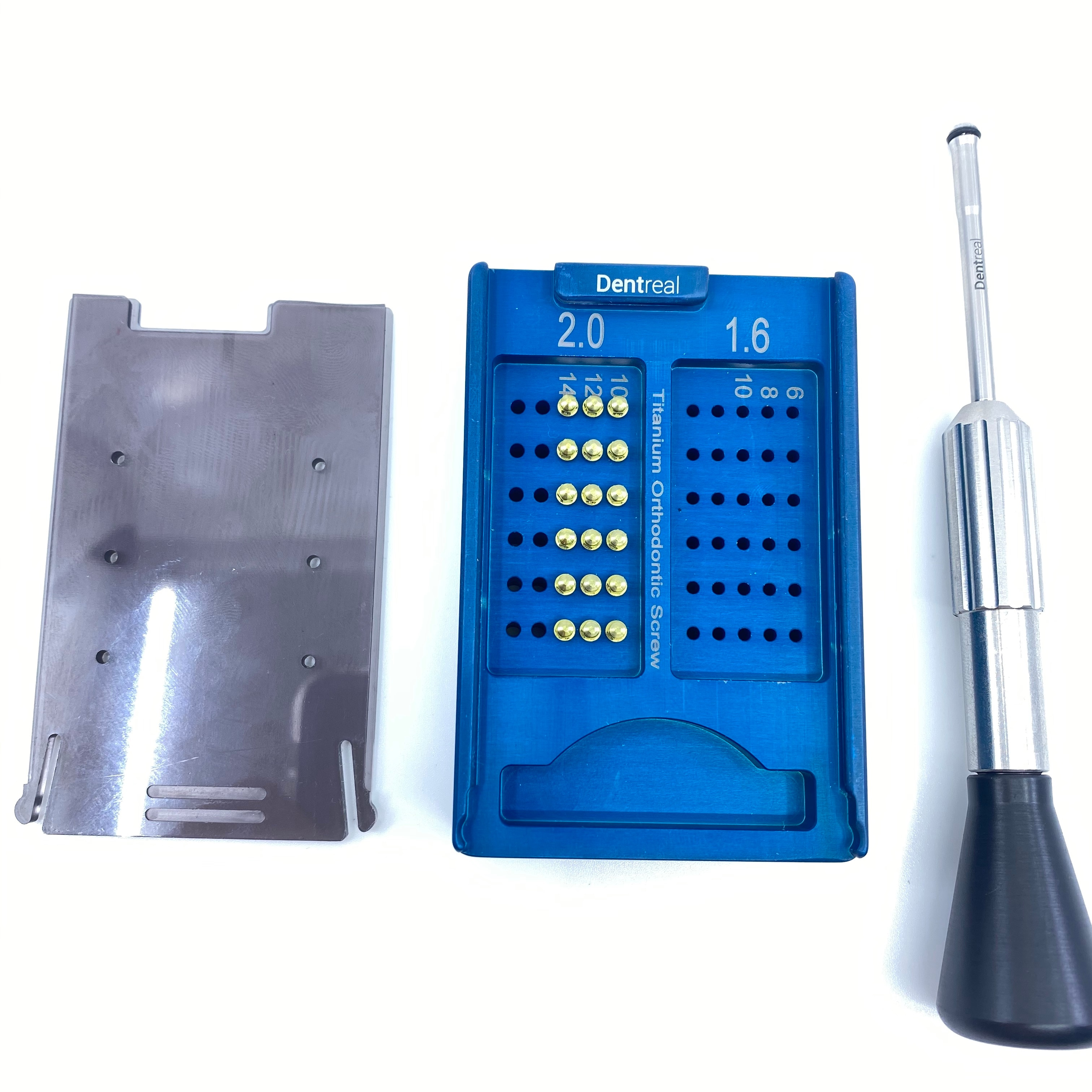 Orthofix Orthodontic Mini Screw Kit (2,0 mm Screw) Orthodontic mini implant