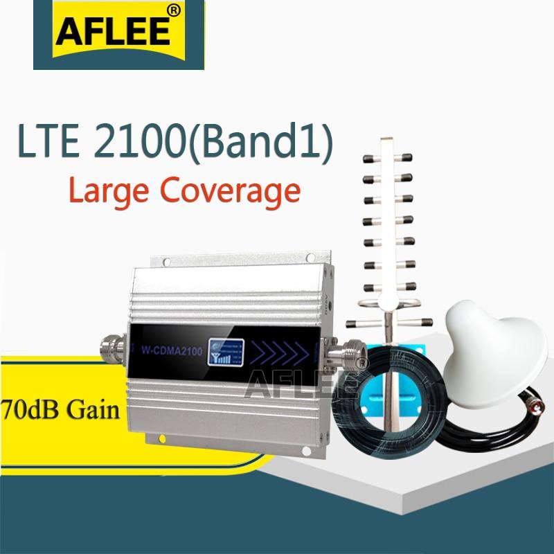 Усилитель сигнала сотовой связи AFLEE 2G/3G/4G, 900/1800/2100 МГц