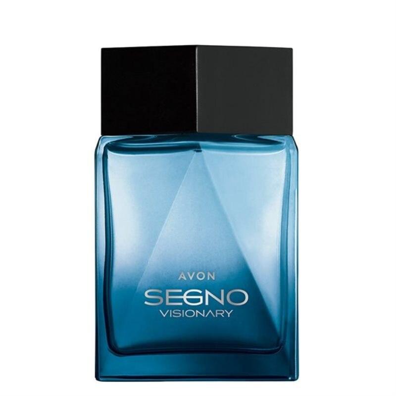 Парфюмерная вода Avon Segno Visionary для него, 75 мл