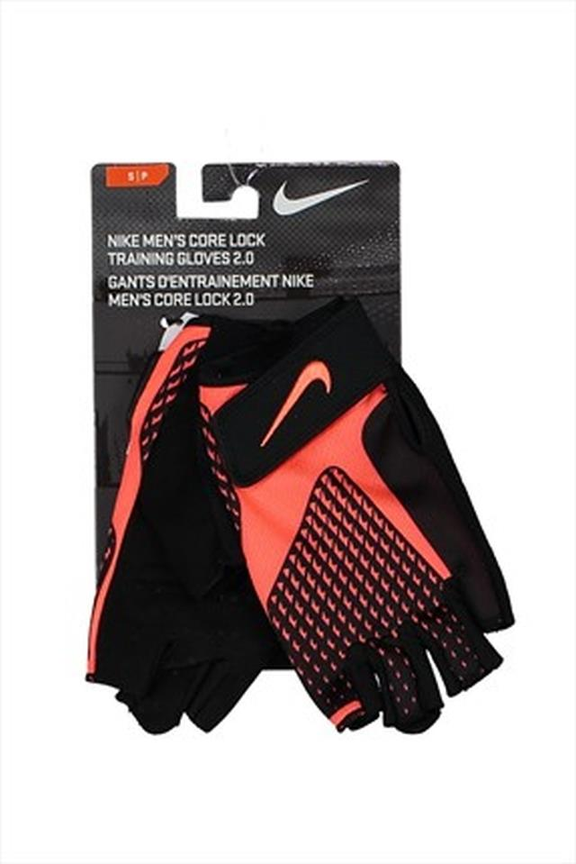Nike N.LG.38.041.MD MENS CORE LOCK guantes de entrenamiento 2,0 deportes gimnasio FITNESS peso guantes M Tamaño