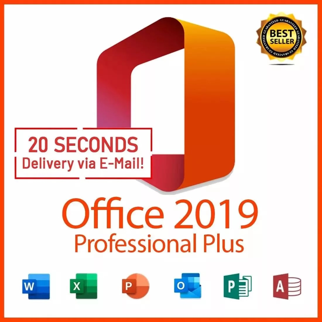 Offic_e®2019®Professional+®Multi-Language®Licence®