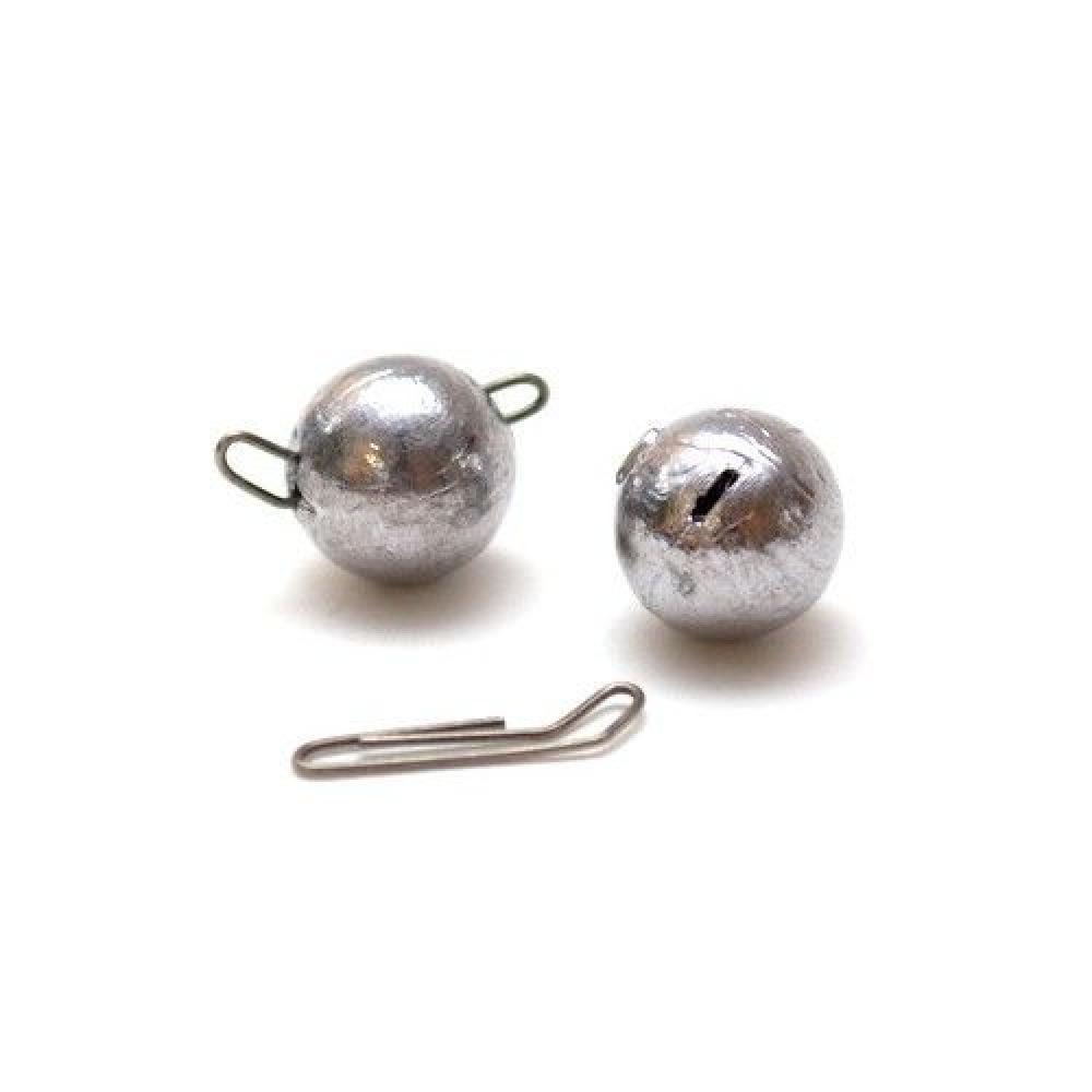 Груз Чебурашка разборная от 3 до 16 гр. (5шт/упак), джиг-головка, свинцовая глубоководная пуля, рыболовные снасти