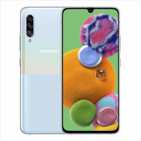 Samsung Galaxy A90 5G 6GB/128GB blanc SM-A908B simple SIM