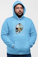 Angemiel Wear the Best Time Ever Blue Men S Hooded Sweatshirt