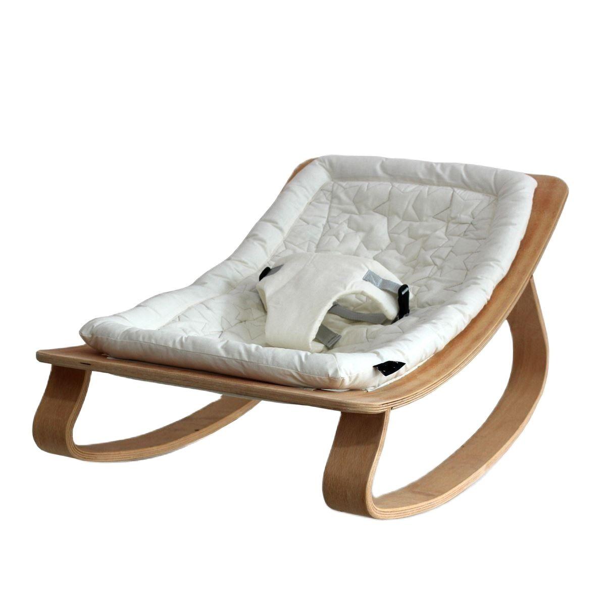 أرجوحة خشبية قابلة للطي لحديثي الولادة ، سرير أطفال ، منتجات أمان ، ملحقات سرير ، سهلة الطي ، سرير