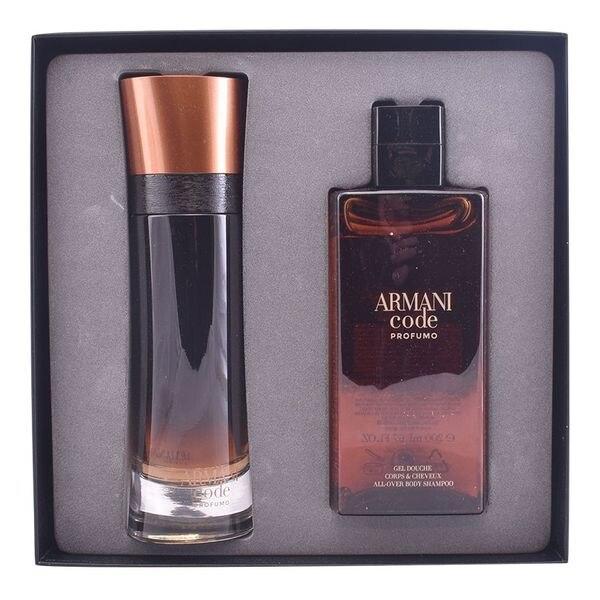 Set de Perfume Hombre Code Profumo Armani (2 pcs)