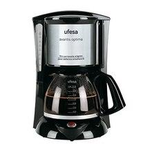 КАПЕЛЬНАЯ кофемашина UFESA CG7232 Avantis 70 800 Вт черный серый Inox