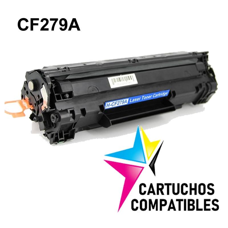 HP CF279A Tóner Negro compatible LaserJet Pro M12 M12a M12w  LaserJet Pro MFP M26 M26a M26nw