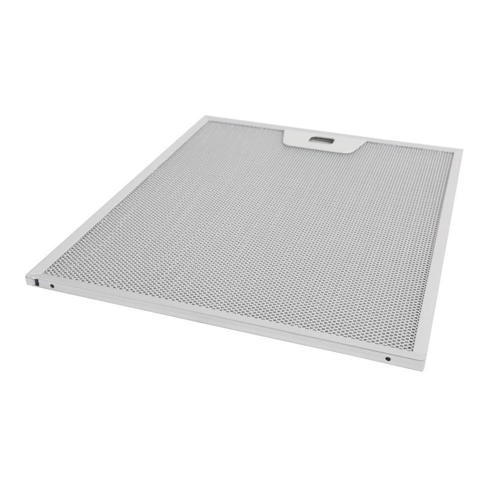 Campana extractora de malla de filtro de Metal Filtro de grasa) 250x300mm